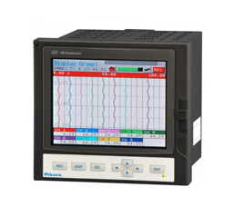 Bộ ghi dữ liệu ( Recorder ) VM6100, VM6800 Ohkura - Ohkura Vietnam